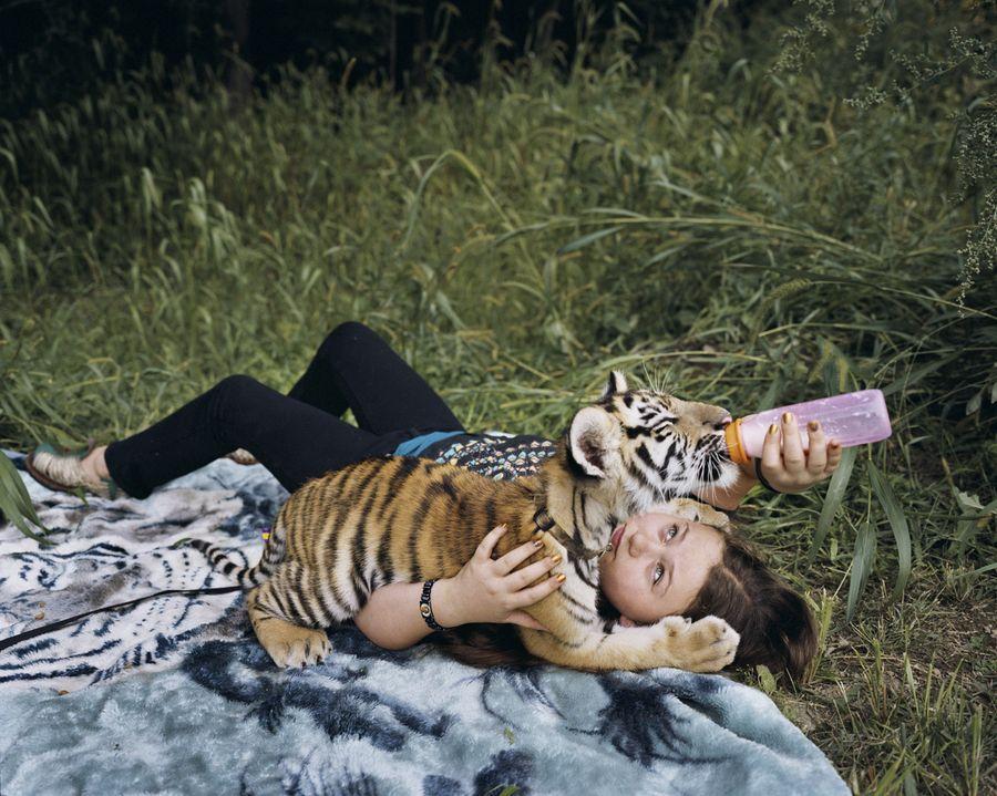 Schwartz08 Мир Амелии   девочка и ее животные