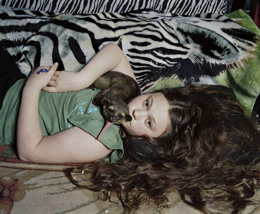 Schwartz11 Мир Амелии   девочка и ее животные