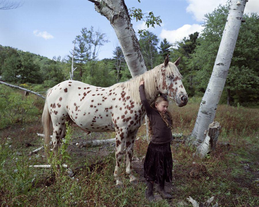 Schwartz19 Мир Амелии   девочка и ее животные