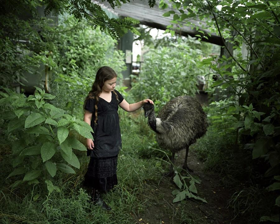 Schwartz22 Мир Амелии   девочка и ее животные