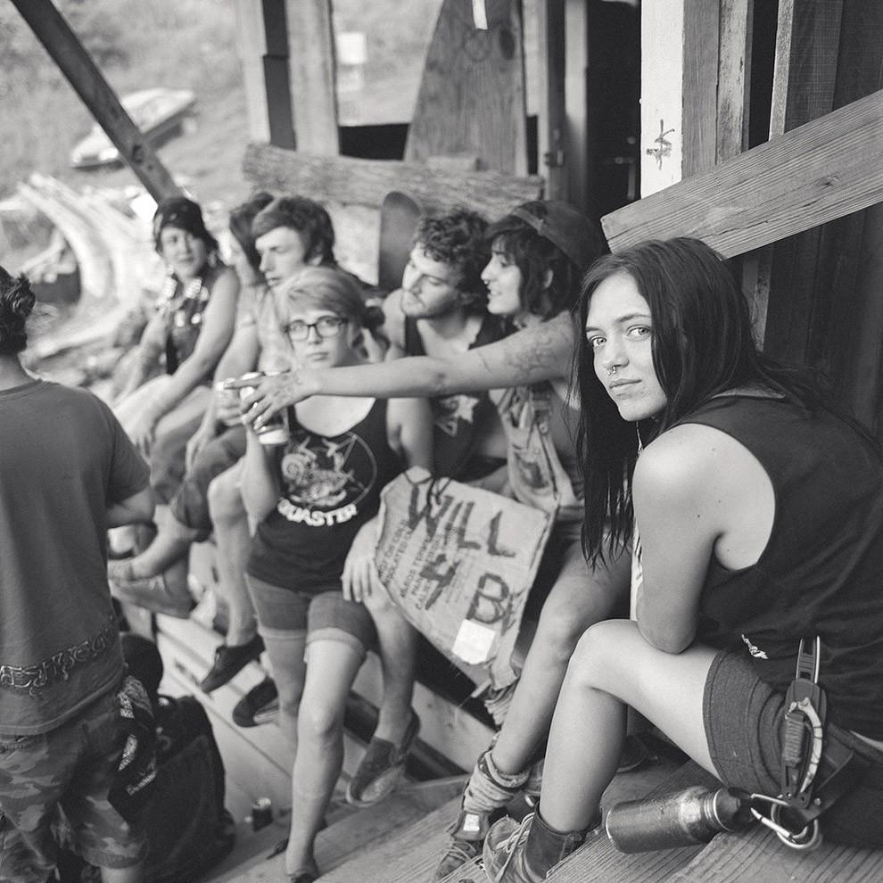 Skatopia13 В передышках от трэша и угара на фесте скейтбордистов анархистов