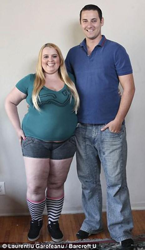 Tammy14 5000 калорий в день   набрать вес, чтобы прославиться в интернете
