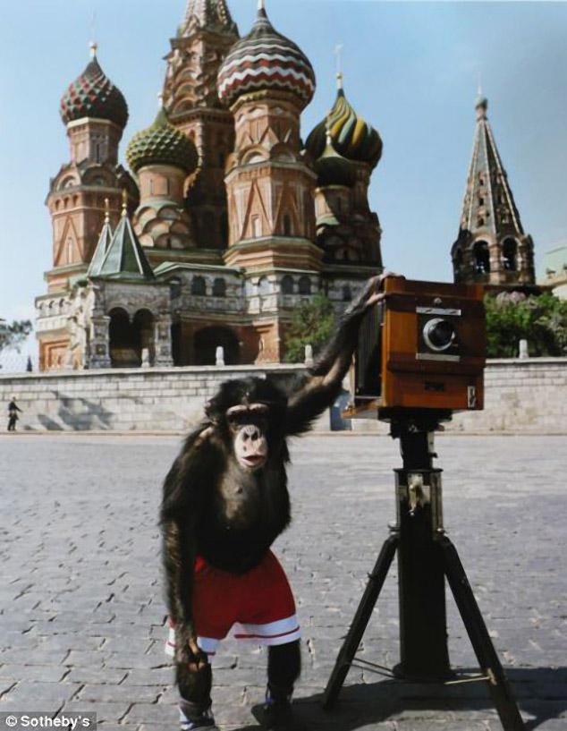 Самые дорогие фотографии изСССР