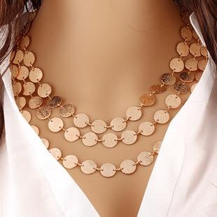 Bigpicture ru new fashion women trends necklaces body jewelry