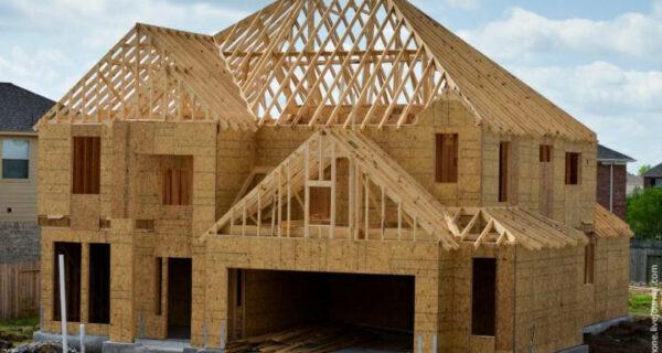 Как строят южные дома вСША