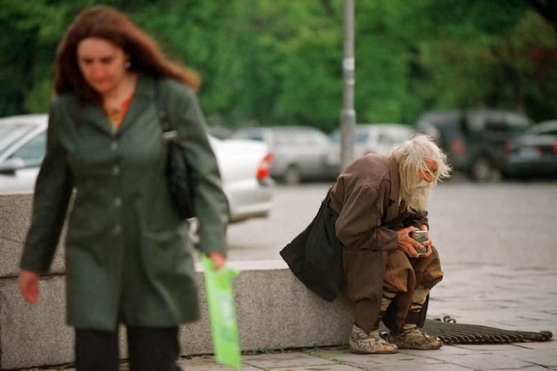 dedushkaDobri 1 Дедушка Добри – нищий благотворитель