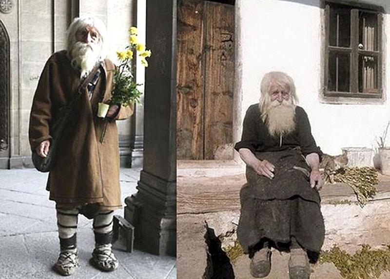 dedushkaDobri 8 Дедушка Добри – нищий благотворитель