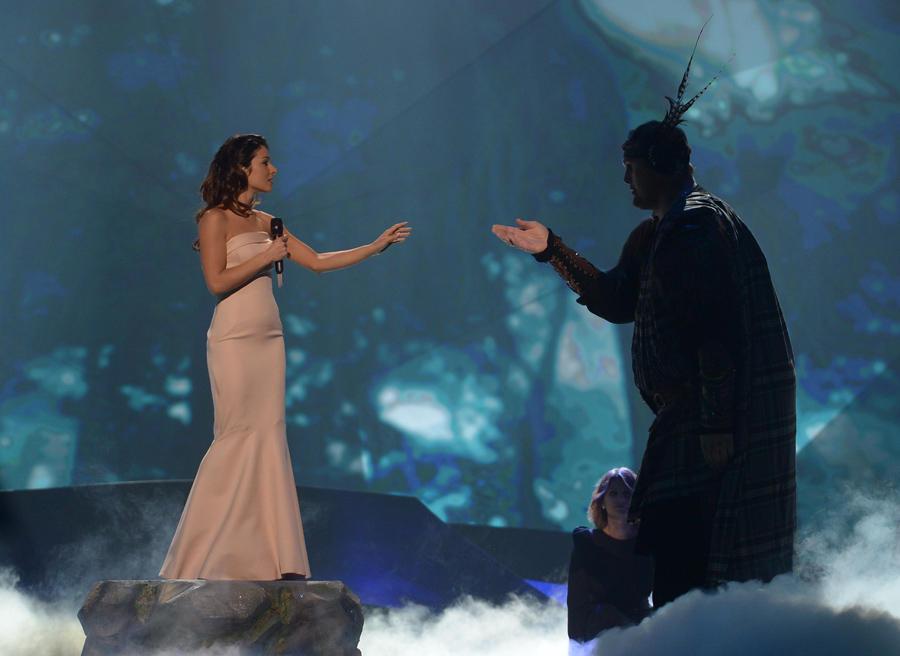 Итоги конкурса Евровидение 2013