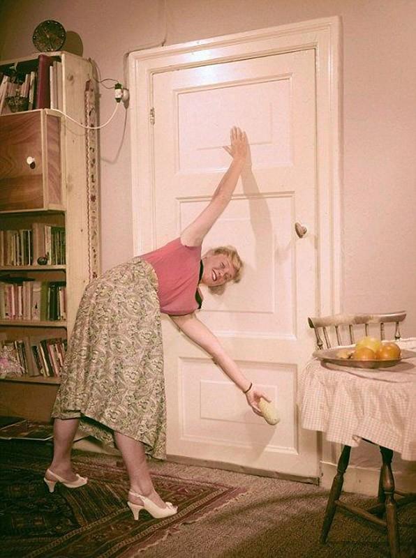 exercises01 Гимнастика для домохозяек без отрыва от повседневной рутины