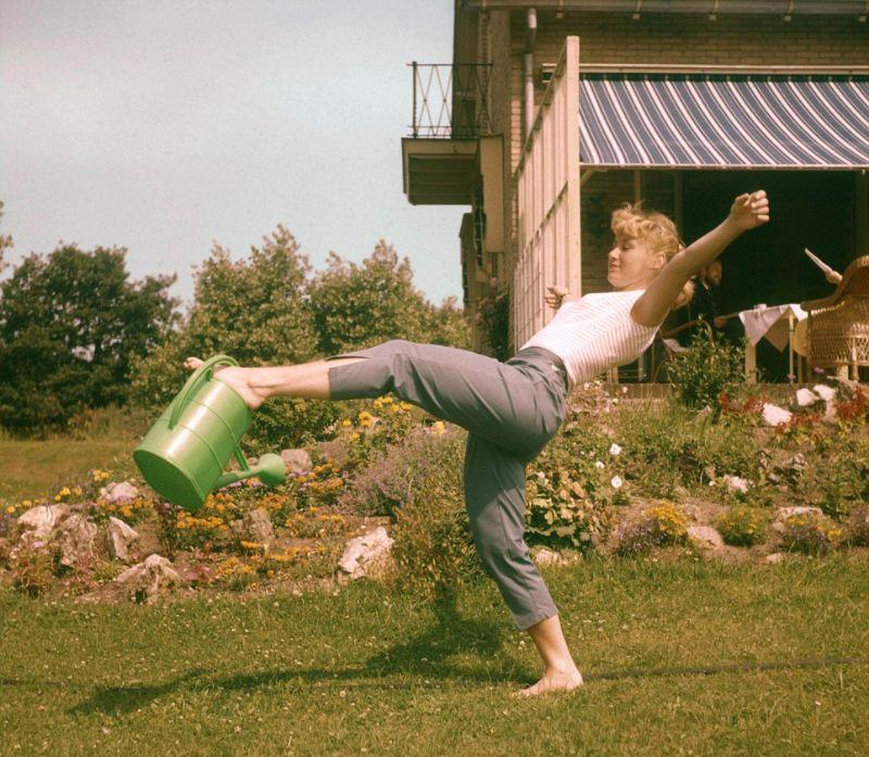 exercises03 Гимнастика для домохозяек без отрыва от повседневной рутины