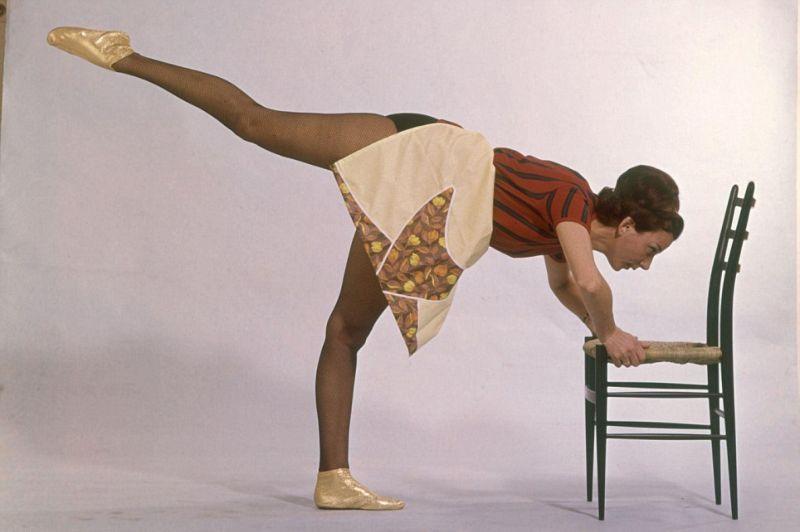 exercises04 Гимнастика для домохозяек без отрыва от повседневной рутины