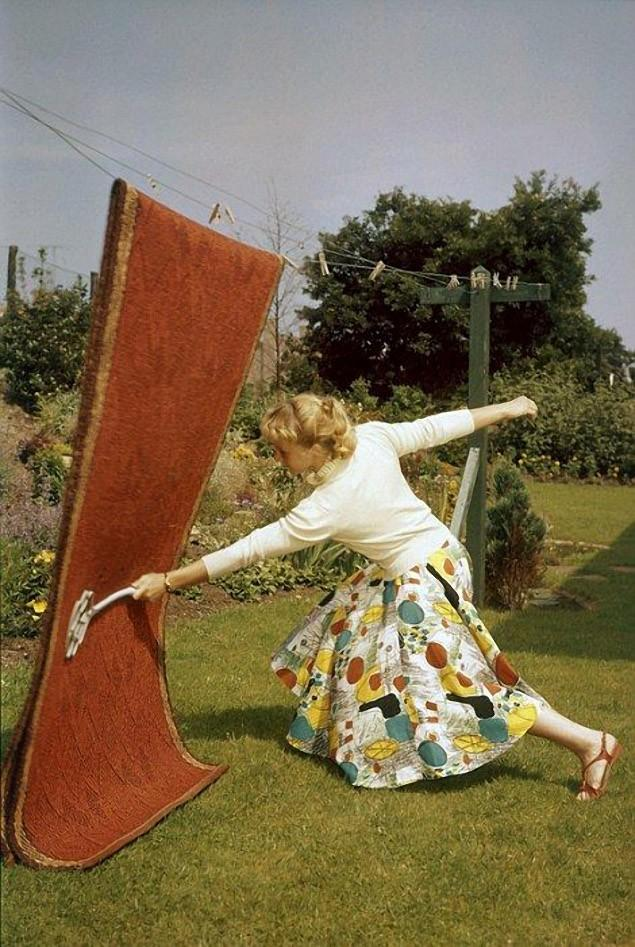 exercises08 Гимнастика для домохозяек без отрыва от повседневной рутины