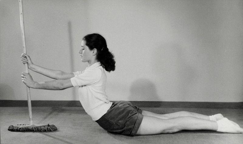 exercises11 Гимнастика для домохозяек без отрыва от повседневной рутины