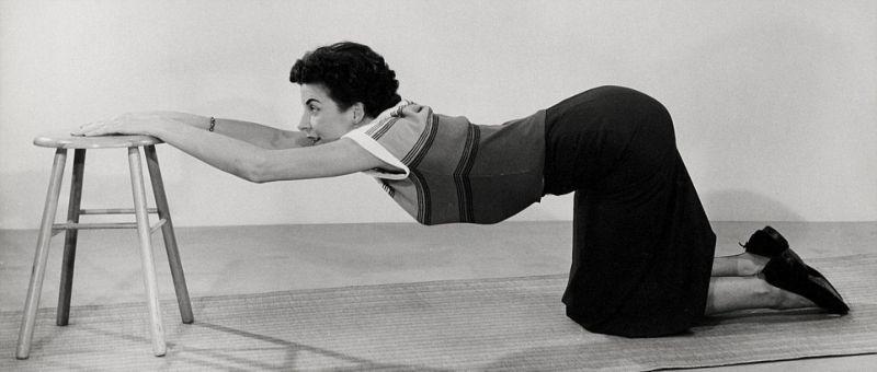 exercises15 Гимнастика для домохозяек без отрыва от повседневной рутины