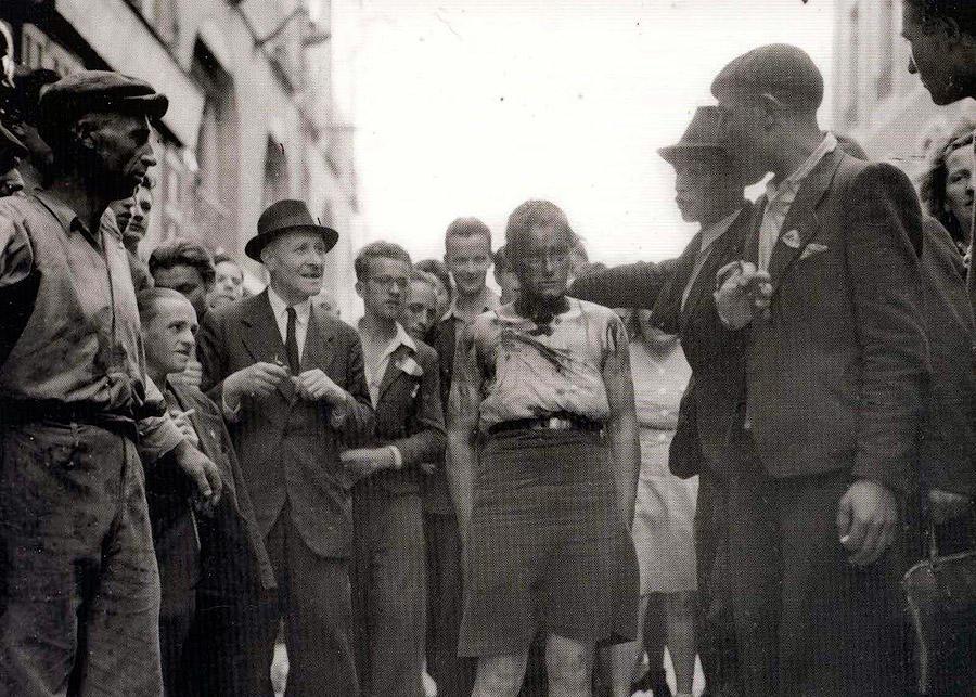 Фото архив унижение девушек женщин