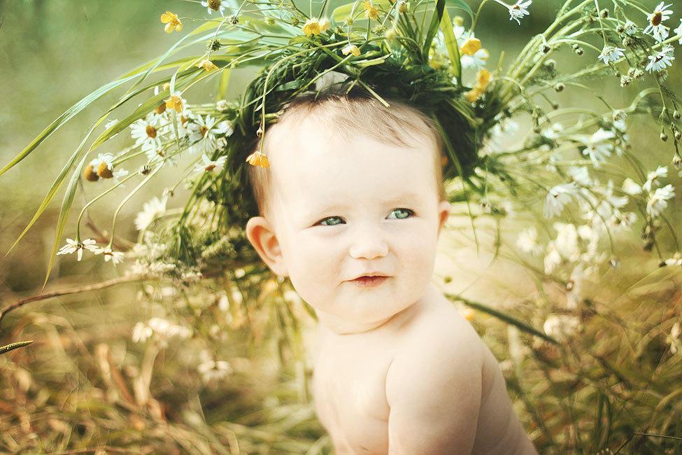 kids06 Трогательные детские портреты