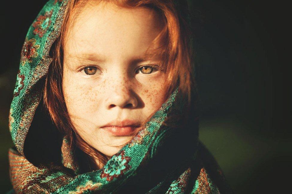 kids17 Трогательные детские портреты