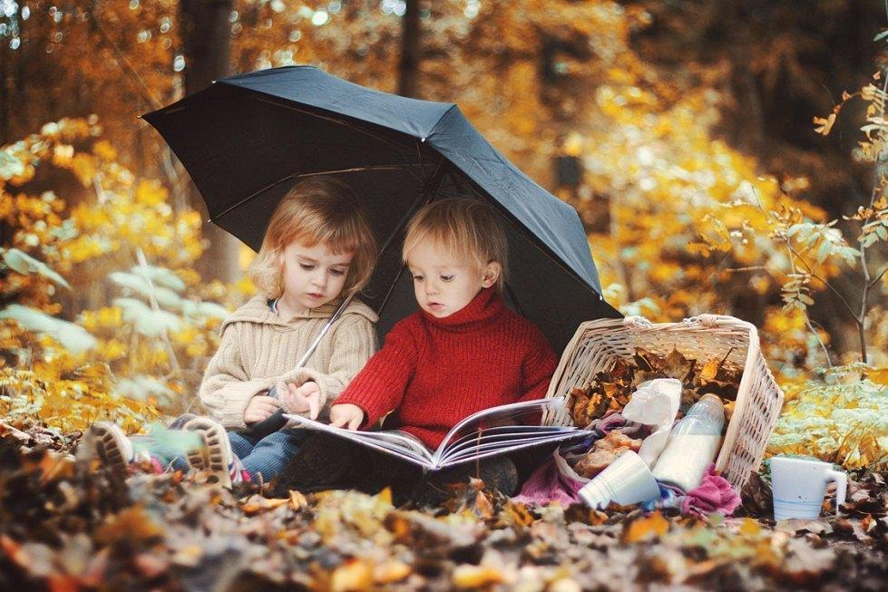 kids23 Трогательные детские портреты