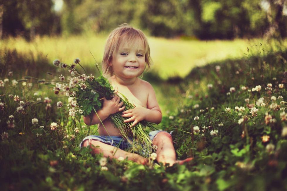 kids28 Трогательные детские портреты