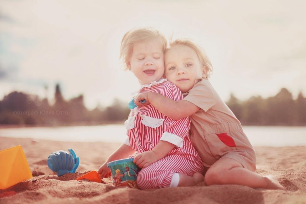 kids31 Трогательные детские портреты