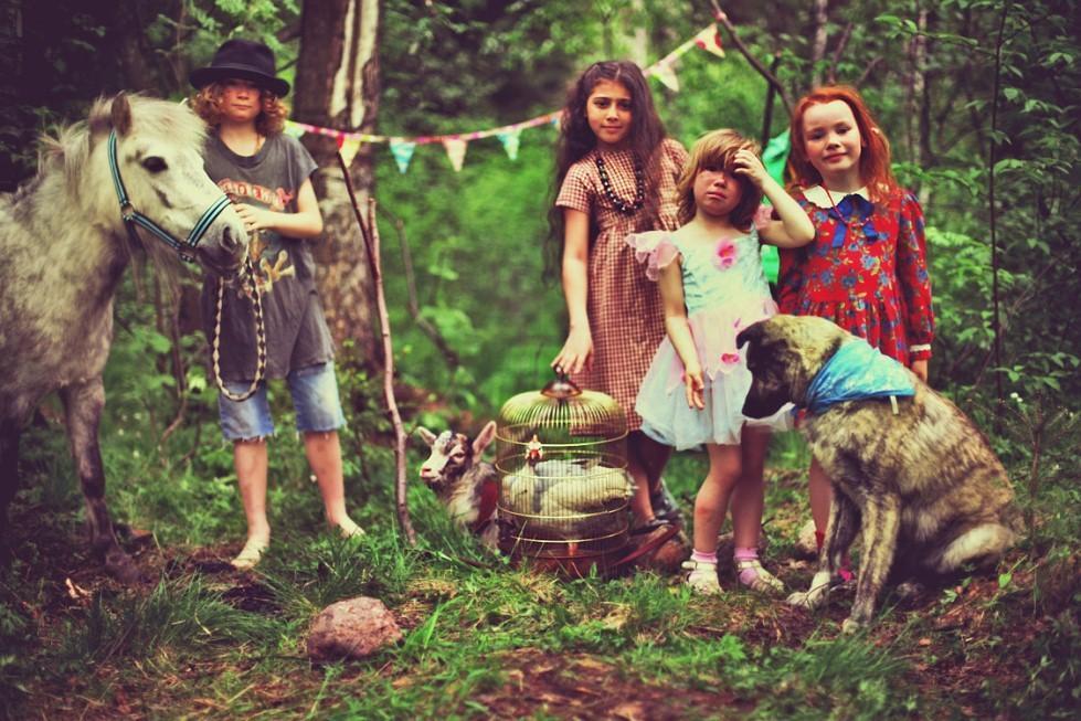 kids32 Трогательные детские портреты