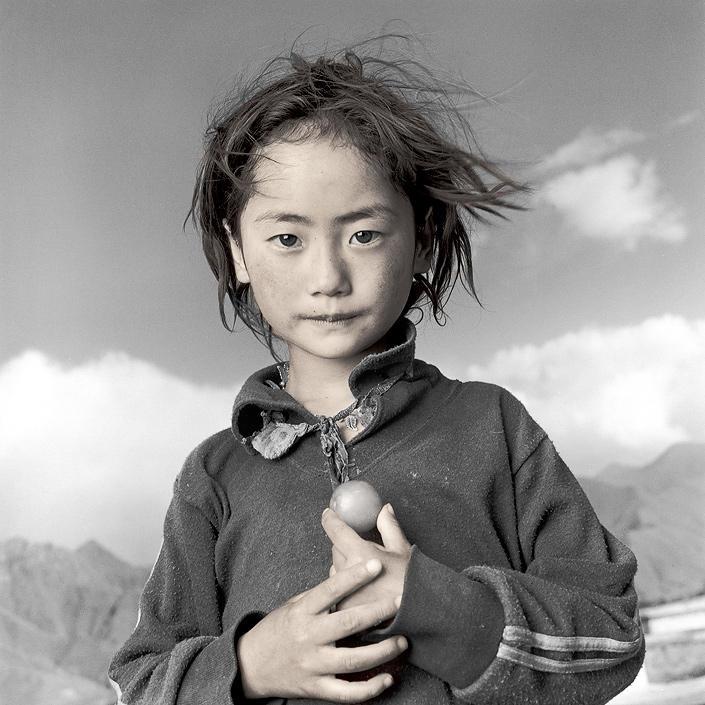 phil borges 02 Жители Тибета в объективе Фила Борджеса