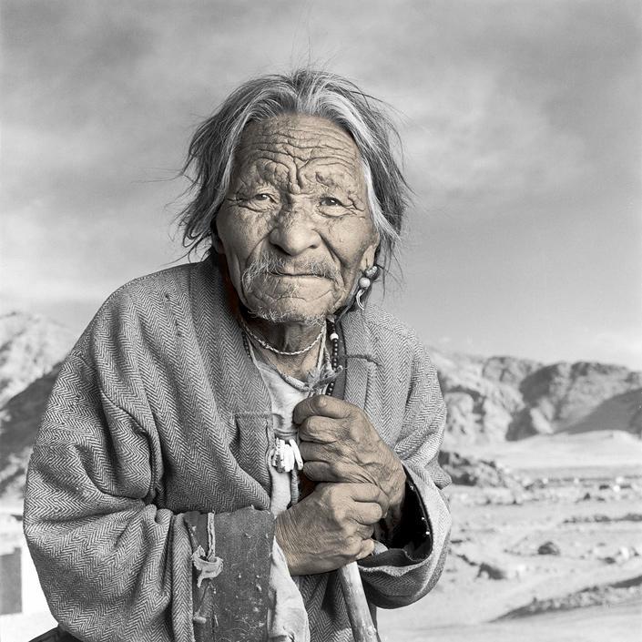 phil borges 04 Жители Тибета в объективе Фила Борджеса