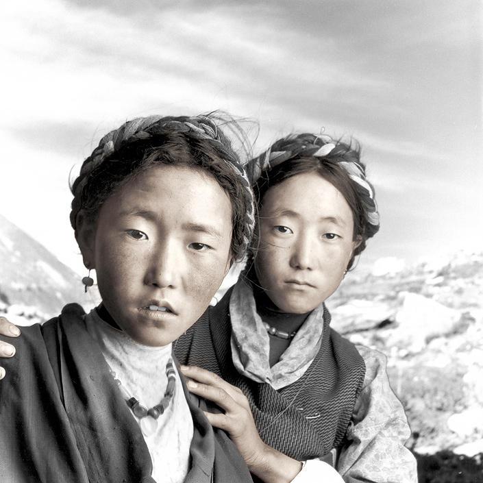 phil borges 05 Жители Тибета в объективе Фила Борджеса