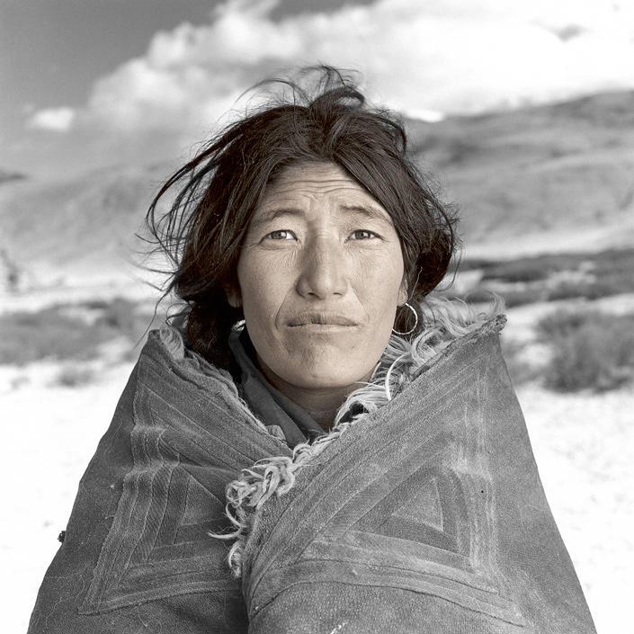 phil borges 06 Жители Тибета в объективе Фила Борджеса