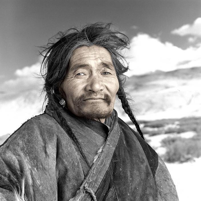 phil borges 07 Жители Тибета в объективе Фила Борджеса