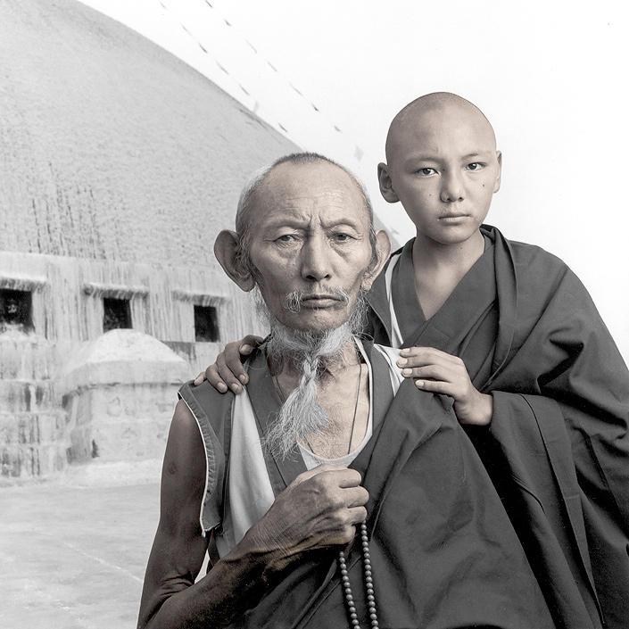 phil borges 08 Жители Тибета в объективе Фила Борджеса