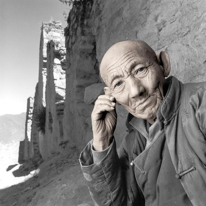 phil borges 11 Жители Тибета в объективе Фила Борджеса