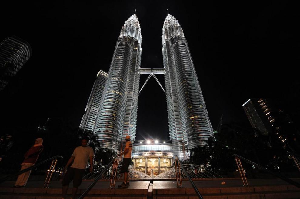 Самые высокие сооружения мира