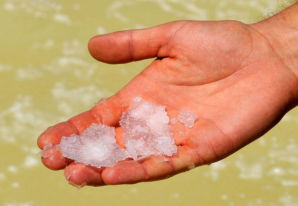 saxarisol 7 Сахар и соль