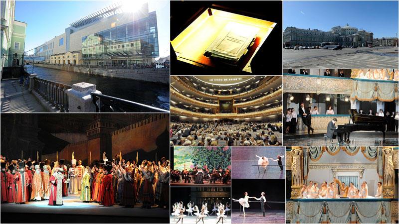 select34 Самое ожидаемое событие культурной жизни Санкт Петербурга: открытие новой сцены Мариинского театра