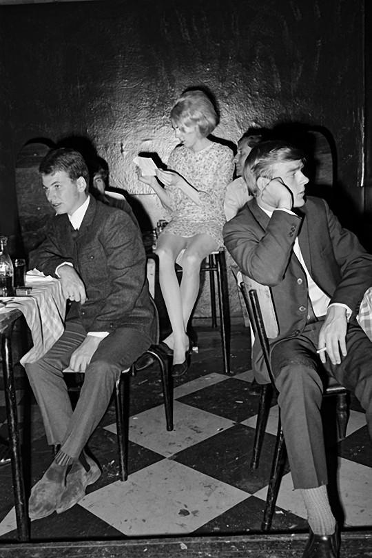 ,如何sixties12开派对夜总会在60年代
