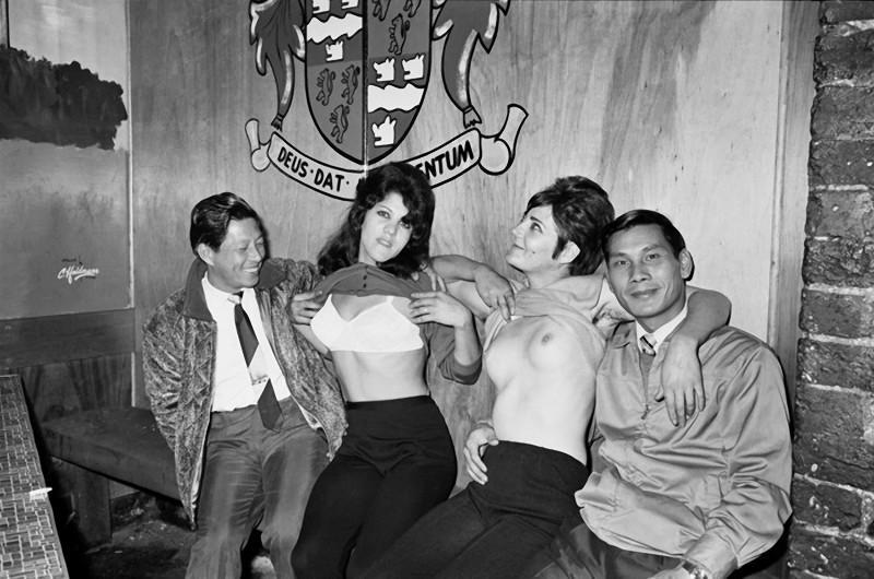 ,如何sixties13开派对夜总会在60年代