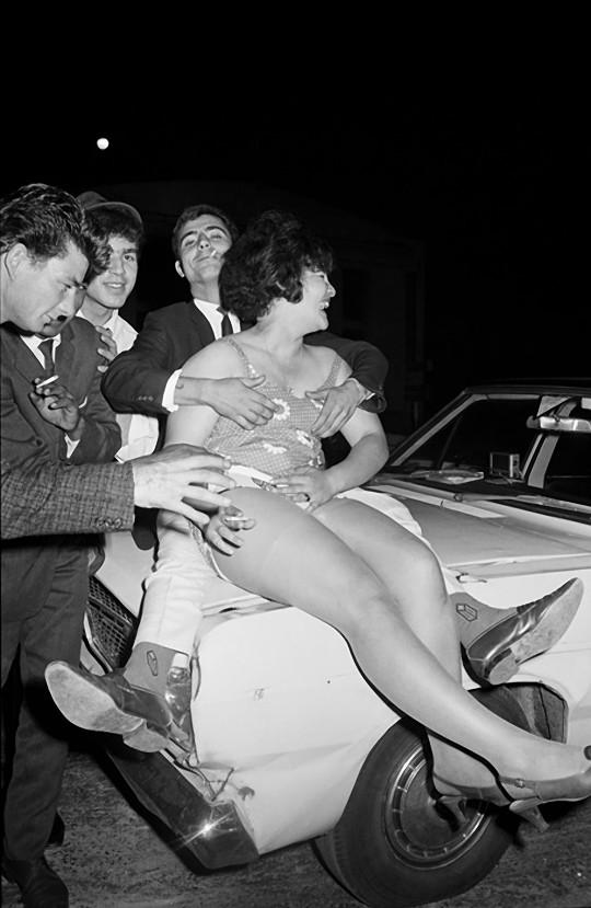 ,如何sixties16开派对夜总会在60年代