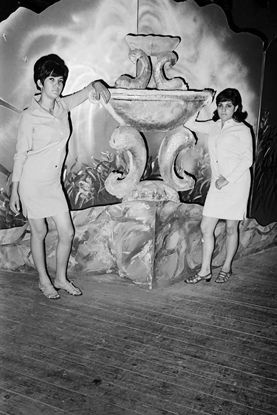 ,如何sixties19开派对夜总会在60年代