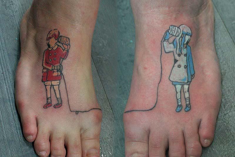 tatudlyalyubimix 28 Татуировки для любимых