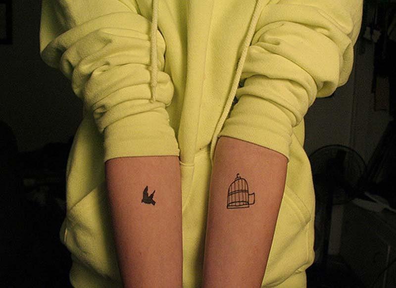 tatudlyalyubimix 5 Татуировки для любимых