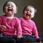 Когда в семье девочки-близняшки