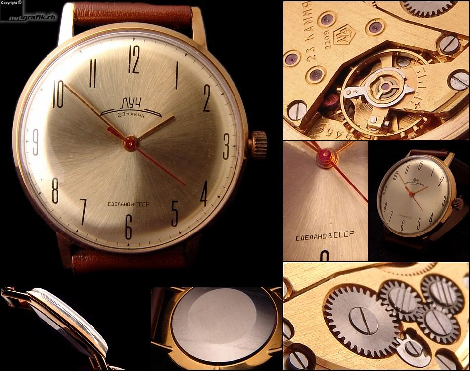 watches01 Крутые советские часы
