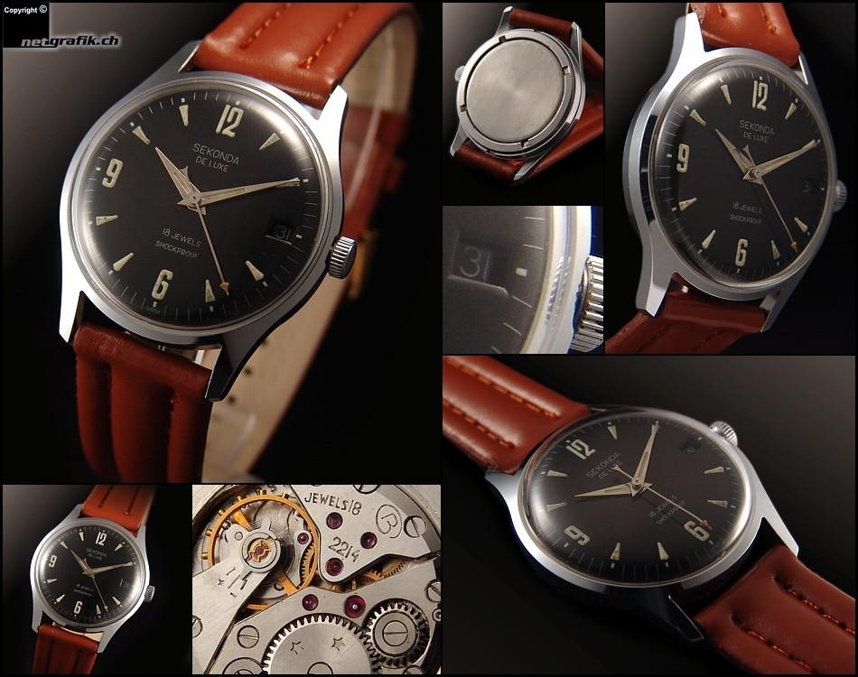 watches03 Крутые советские часы