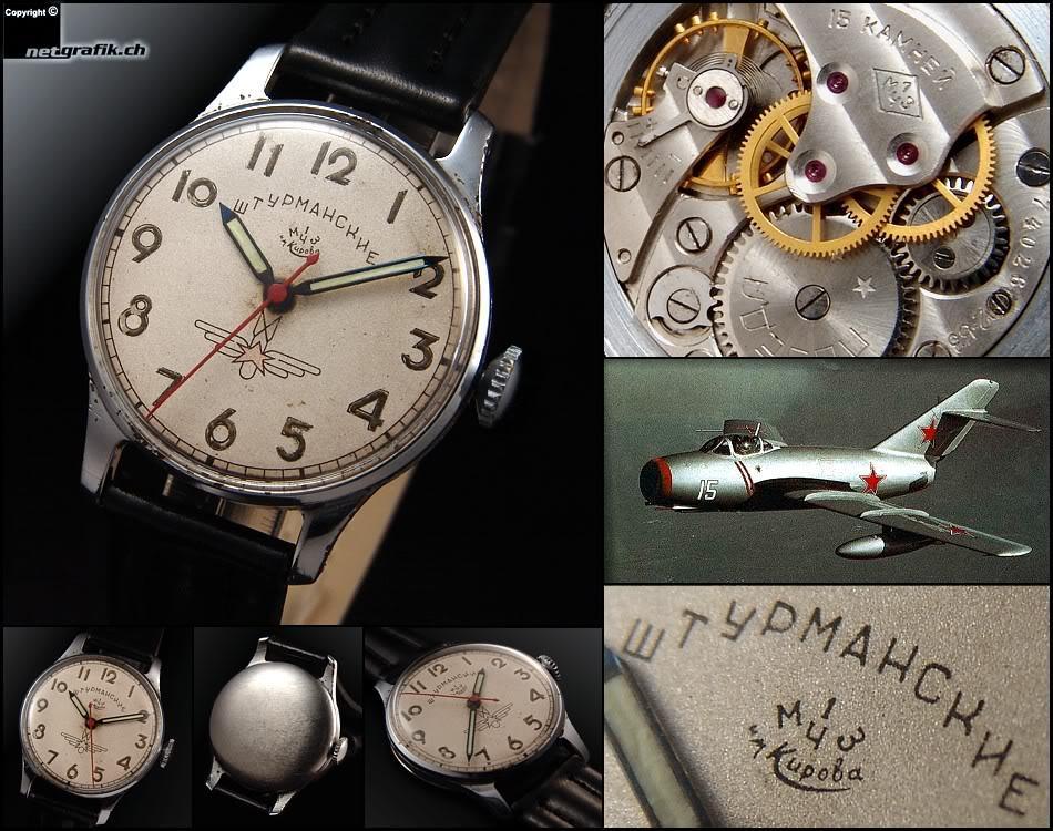 watches04 Крутые советские часы