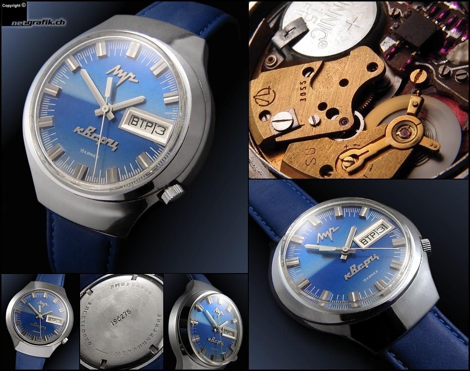 watches05 Крутые советские часы