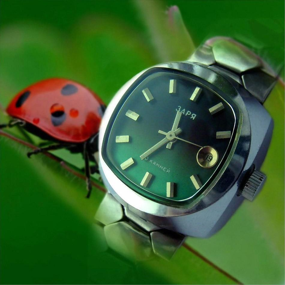 watches06 Крутые советские часы