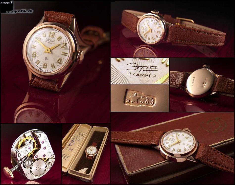 watches07 Крутые советские часы