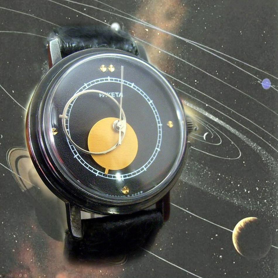 watches10 Крутые советские часы