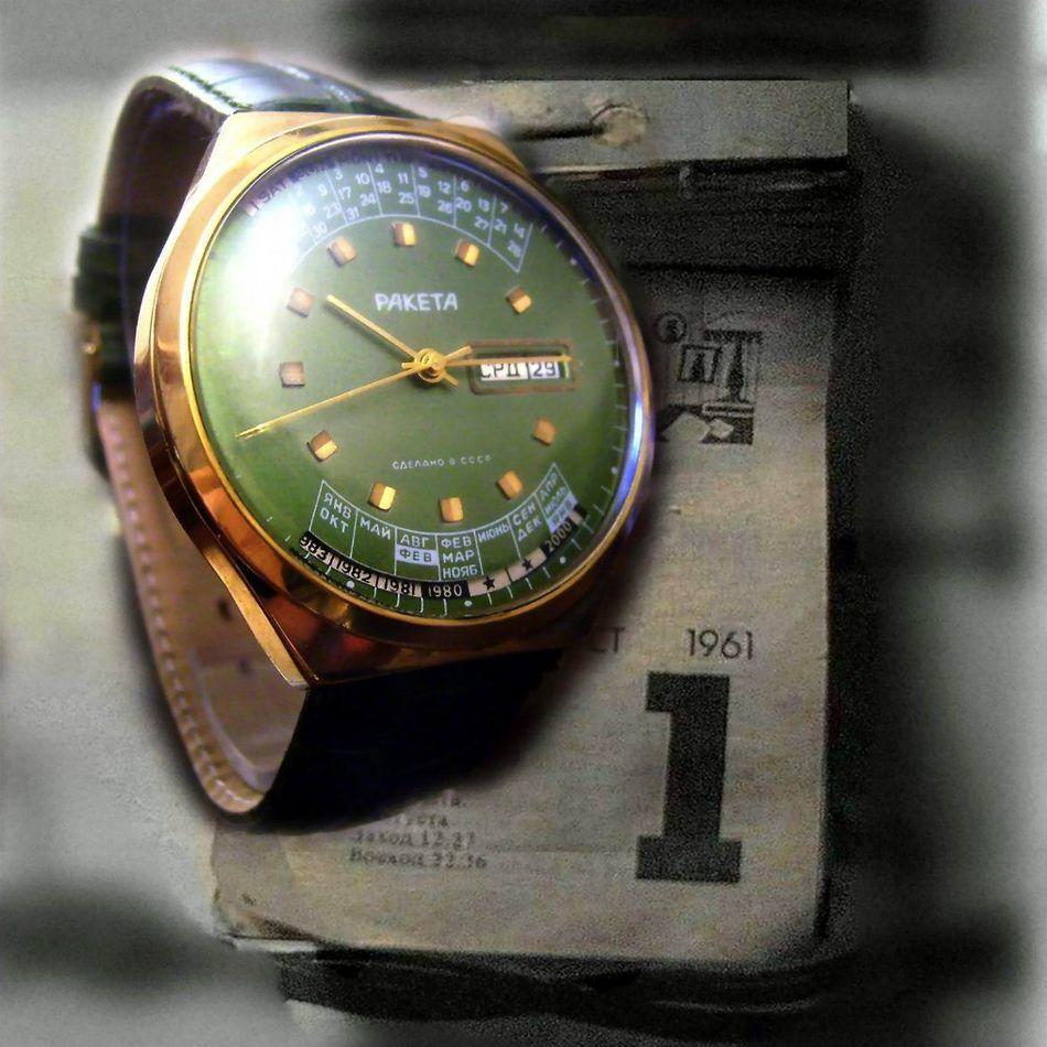 watches12 Крутые советские часы